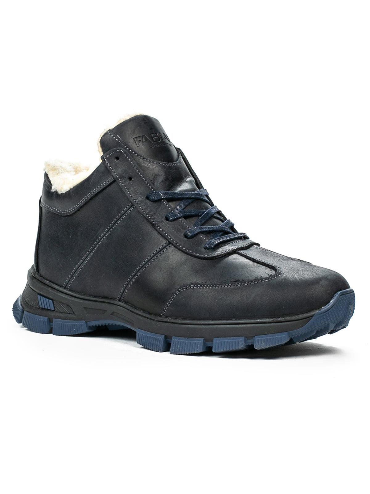 Ботинки черные | 5262455