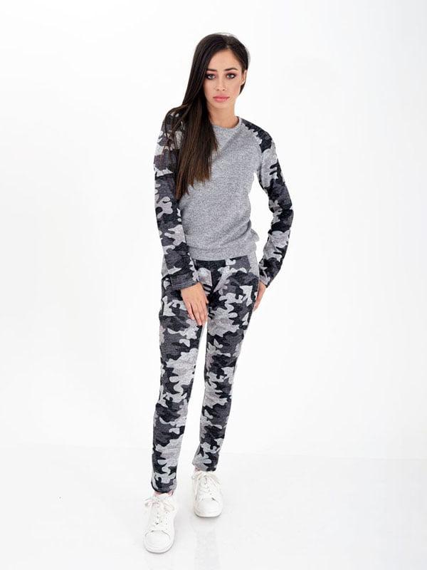 Костюм: свитшот и брюки   5275801