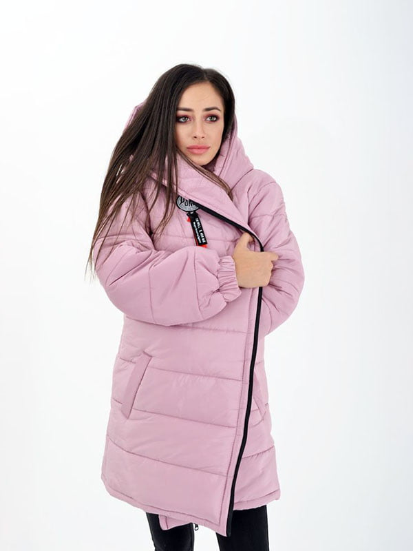 Куртка цвета пудры   5275834