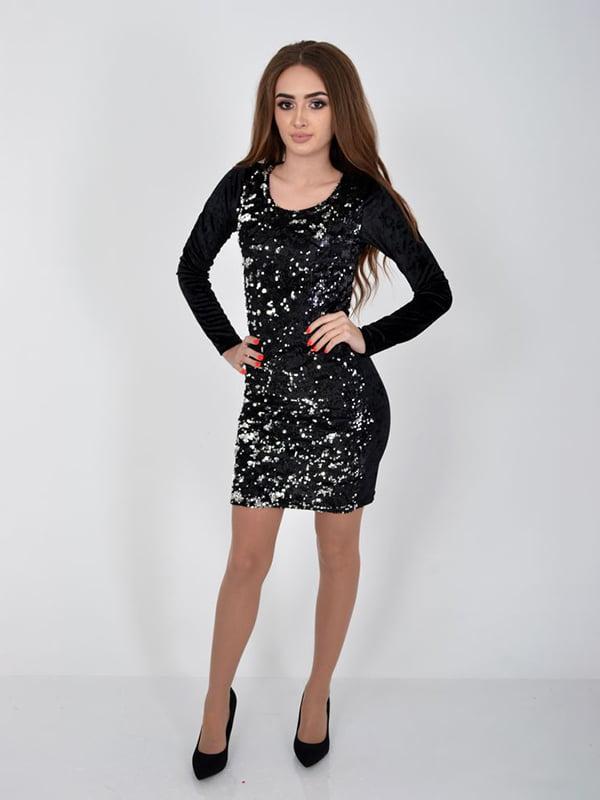 Платье черное | 5275965