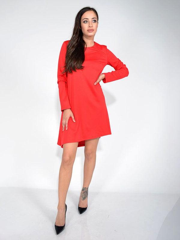 Платье красное   5276004
