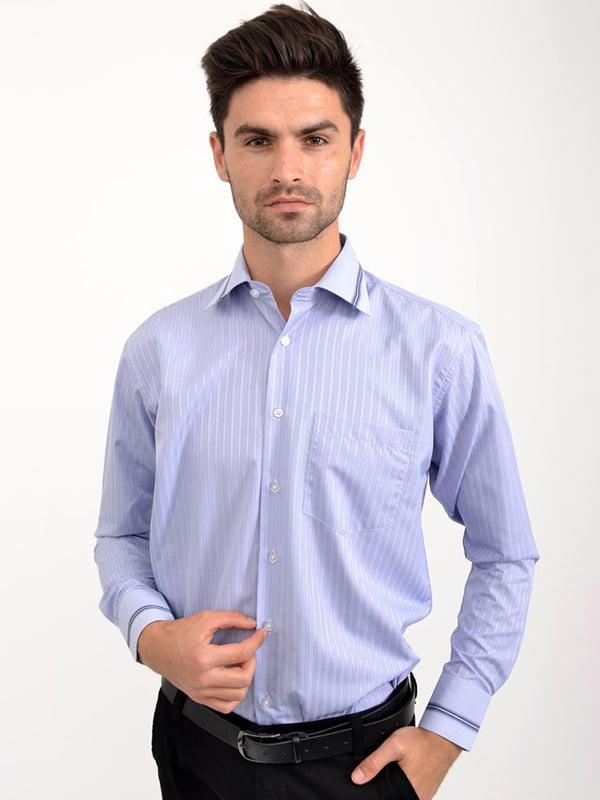 Рубашка сиреневая   5276272