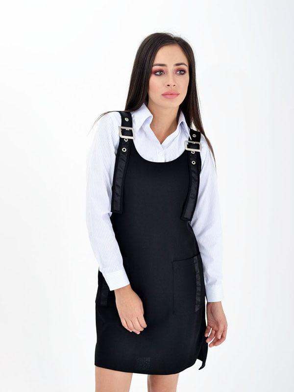 Сарафан черный | 5276470
