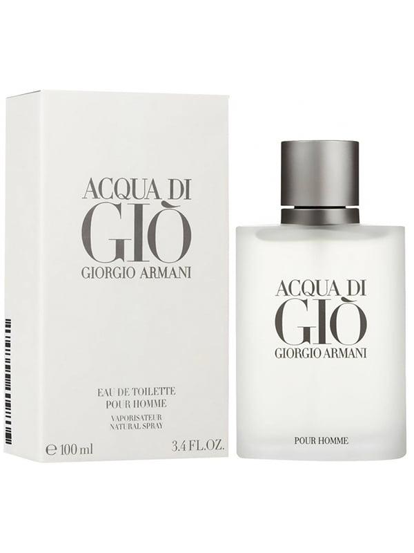 Туалетна вода Armani Acqua di Gio — тестер (100 мл) | 5278818