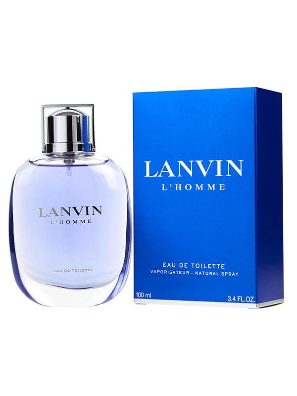 Туалетна вода Lanvin L Номме (100 мл)   5278840