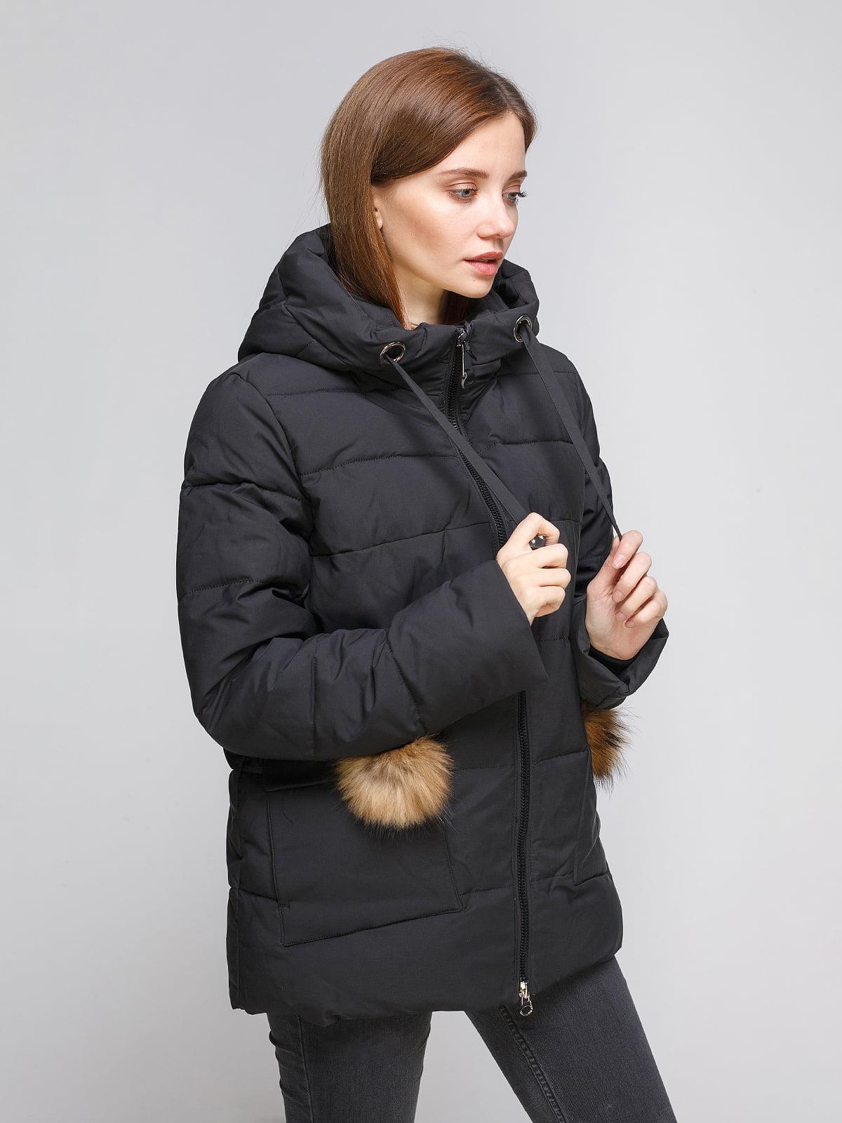 Куртка чорна | 5259028