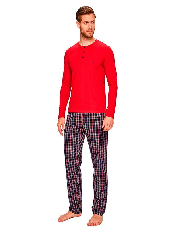 Комплект домашний: джемпер и брюки | 5282142