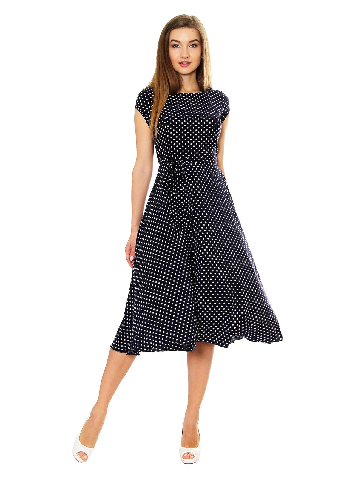 Платье в горошек | 5282463