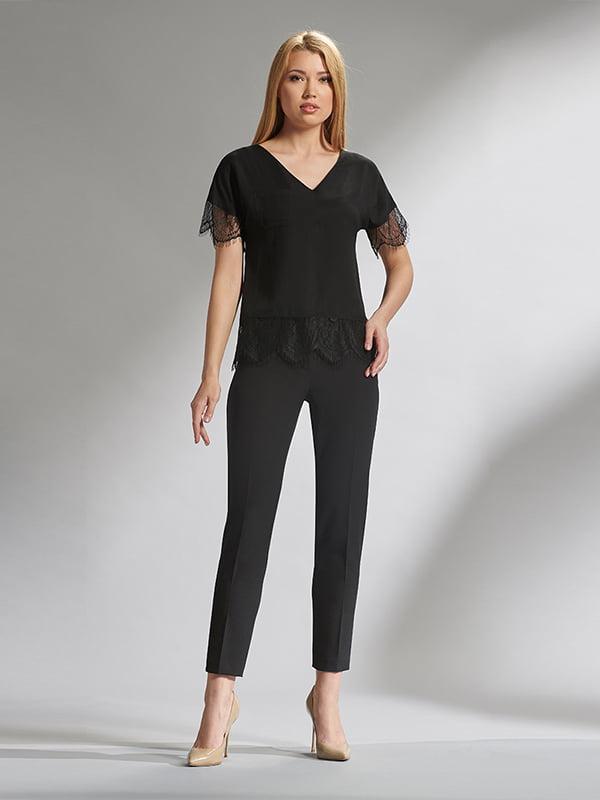Блуза черная | 5115689