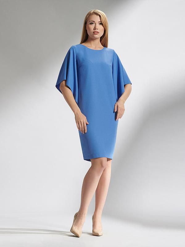 Платье голубое | 5282488