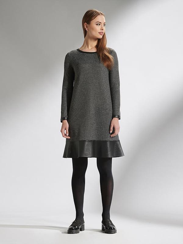 Сукня сіра   5282499