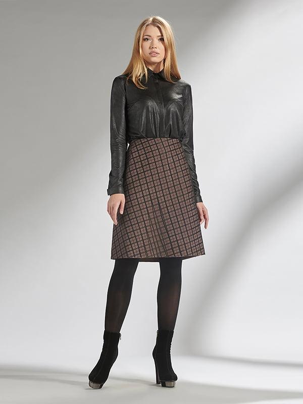 Блуза черная   5282507