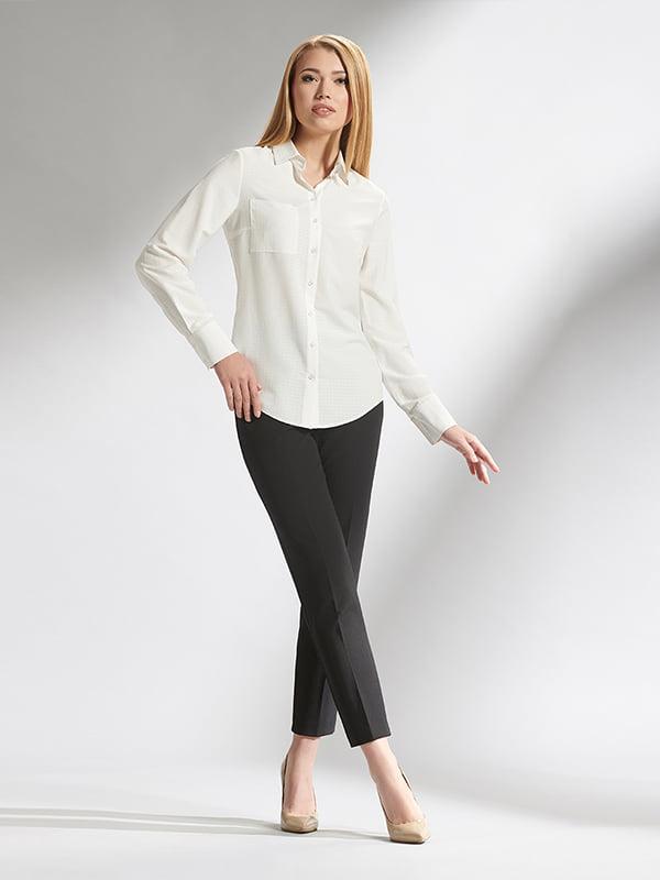 Блуза молочного цвета | 5282509