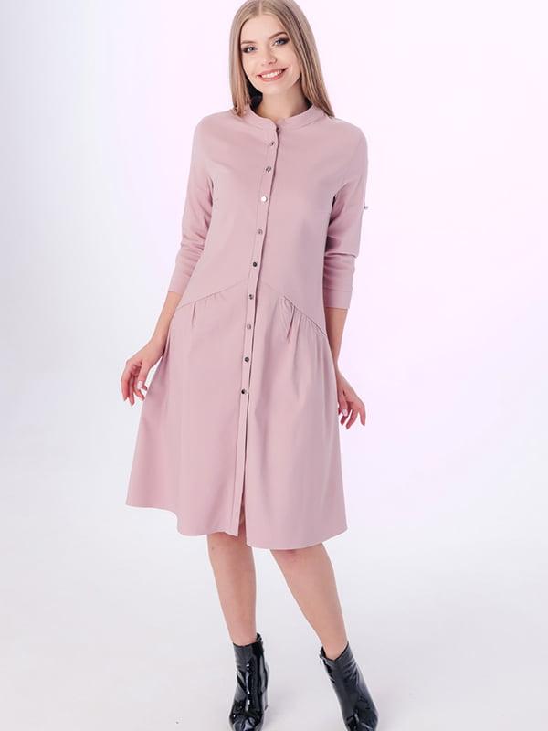 Платье розовое | 5282575