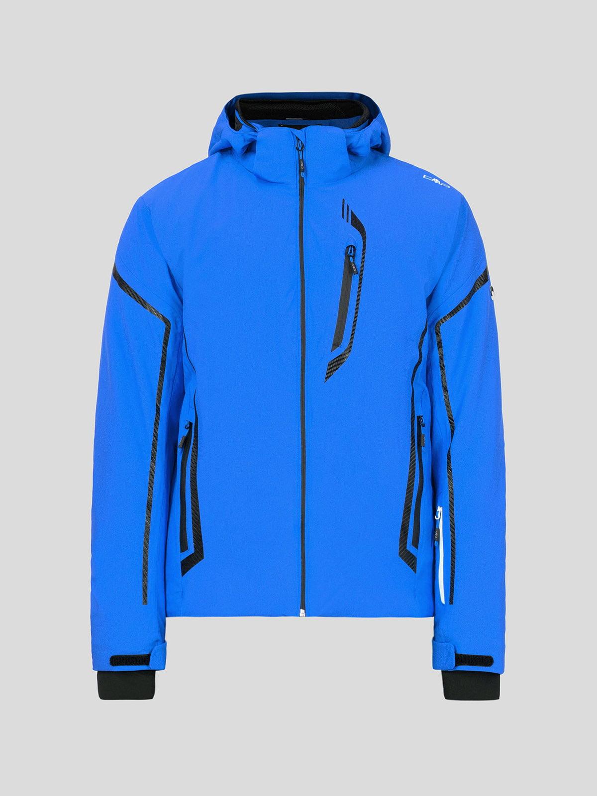 Куртка яскраво-синя лижна   5259972