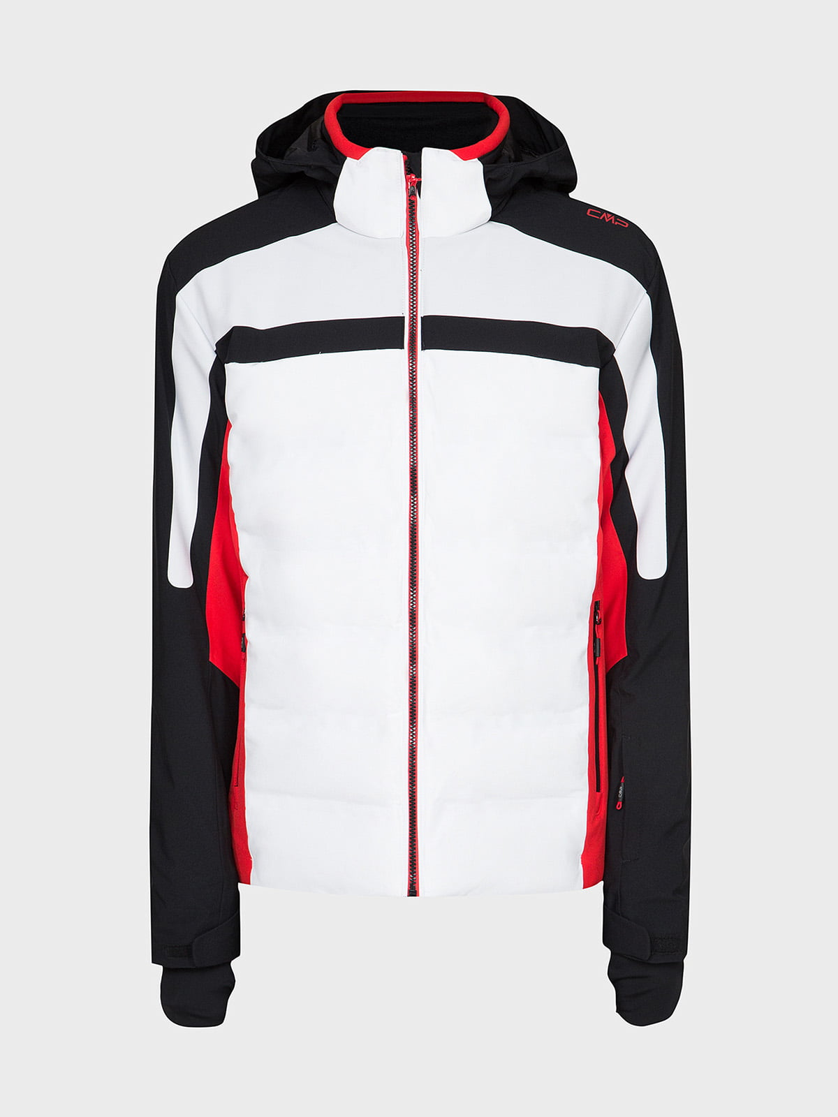 Куртка лижна триколірна | 5259989