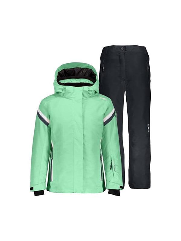 Костюм лыжный: куртка и брюки | 5259866