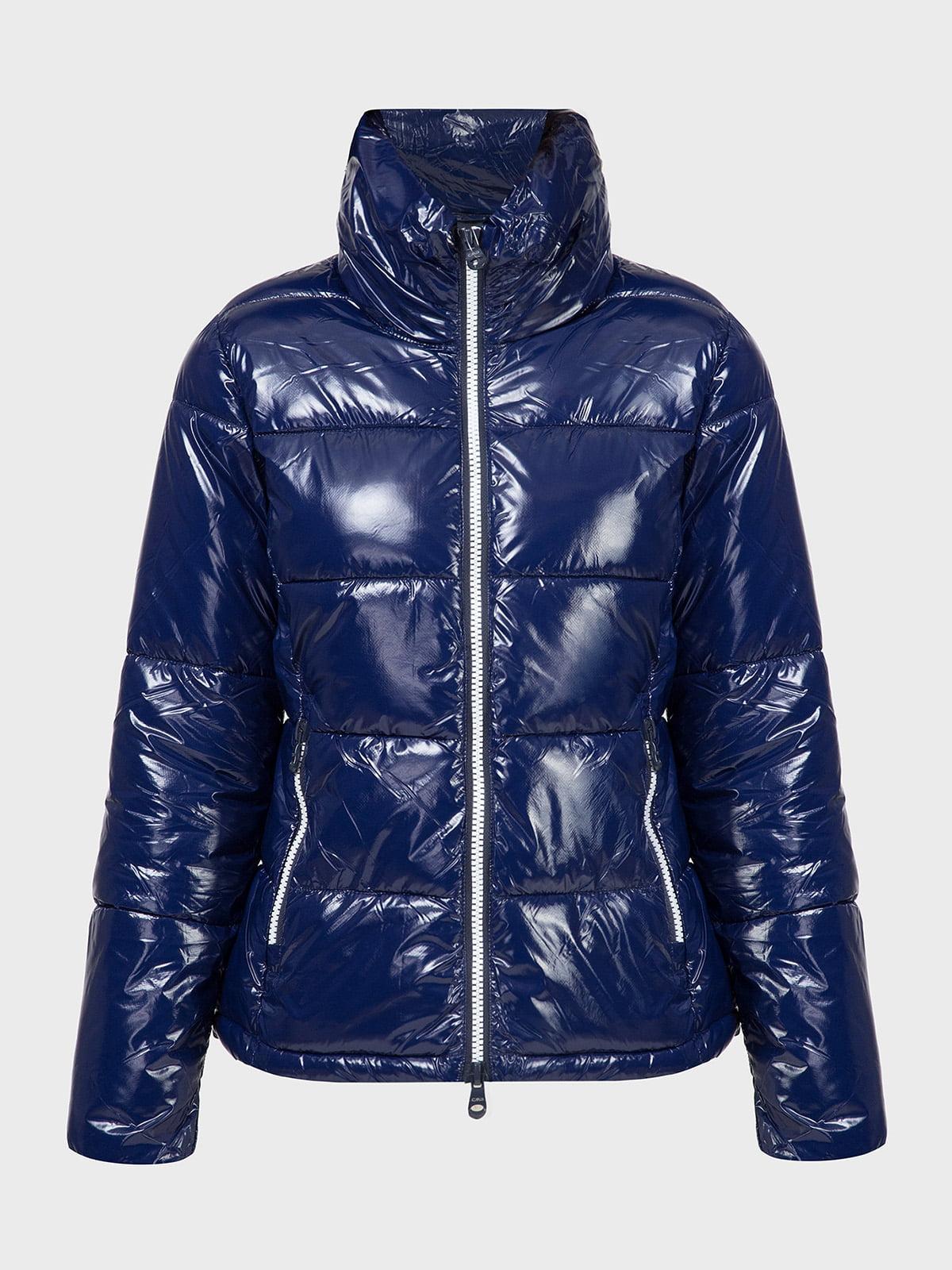 Куртка синяя   5259935