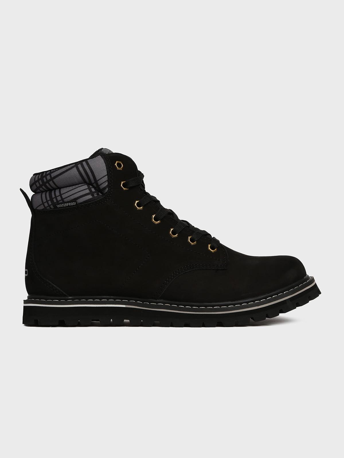 Ботинки черные | 5259757