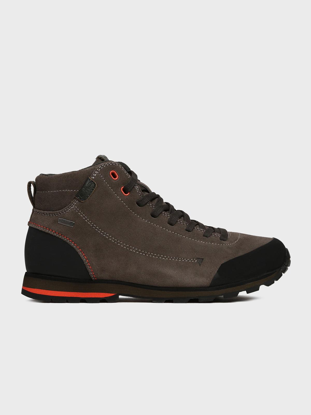 Ботинки коричневые   5259751