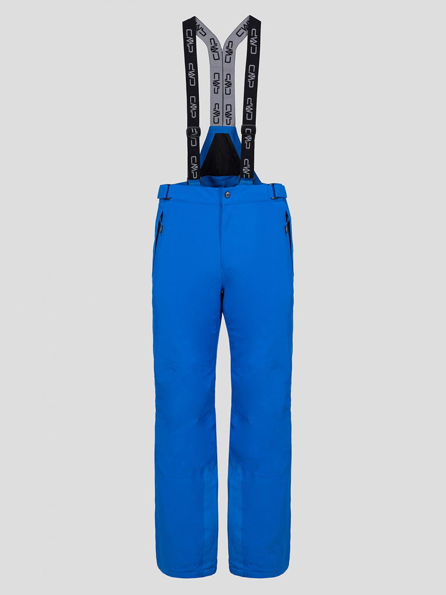 Брюки ярко-синие лыжные   5259805