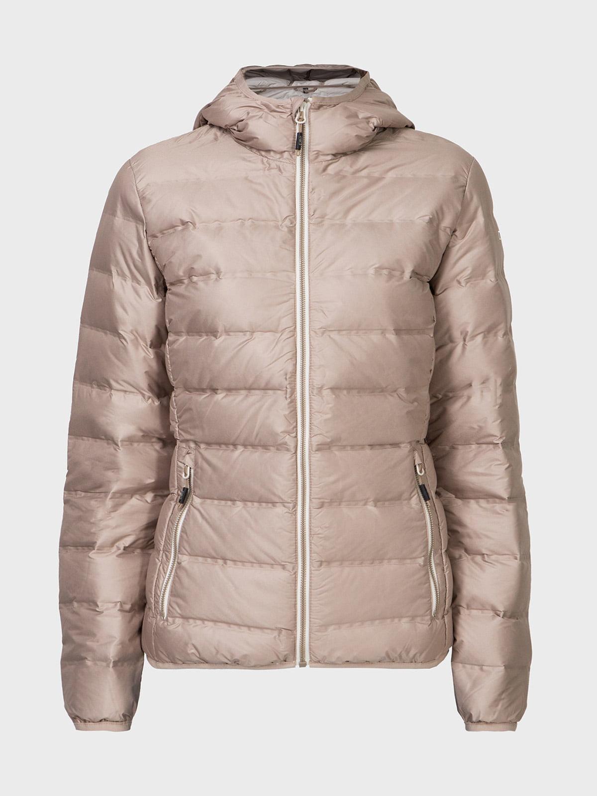 Куртка цвета пыльной розы   5264461