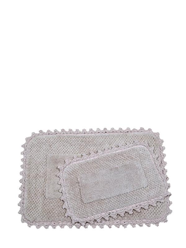 Набір килимків (2 шт); (60х90 см; 40х60 см) | 5255998