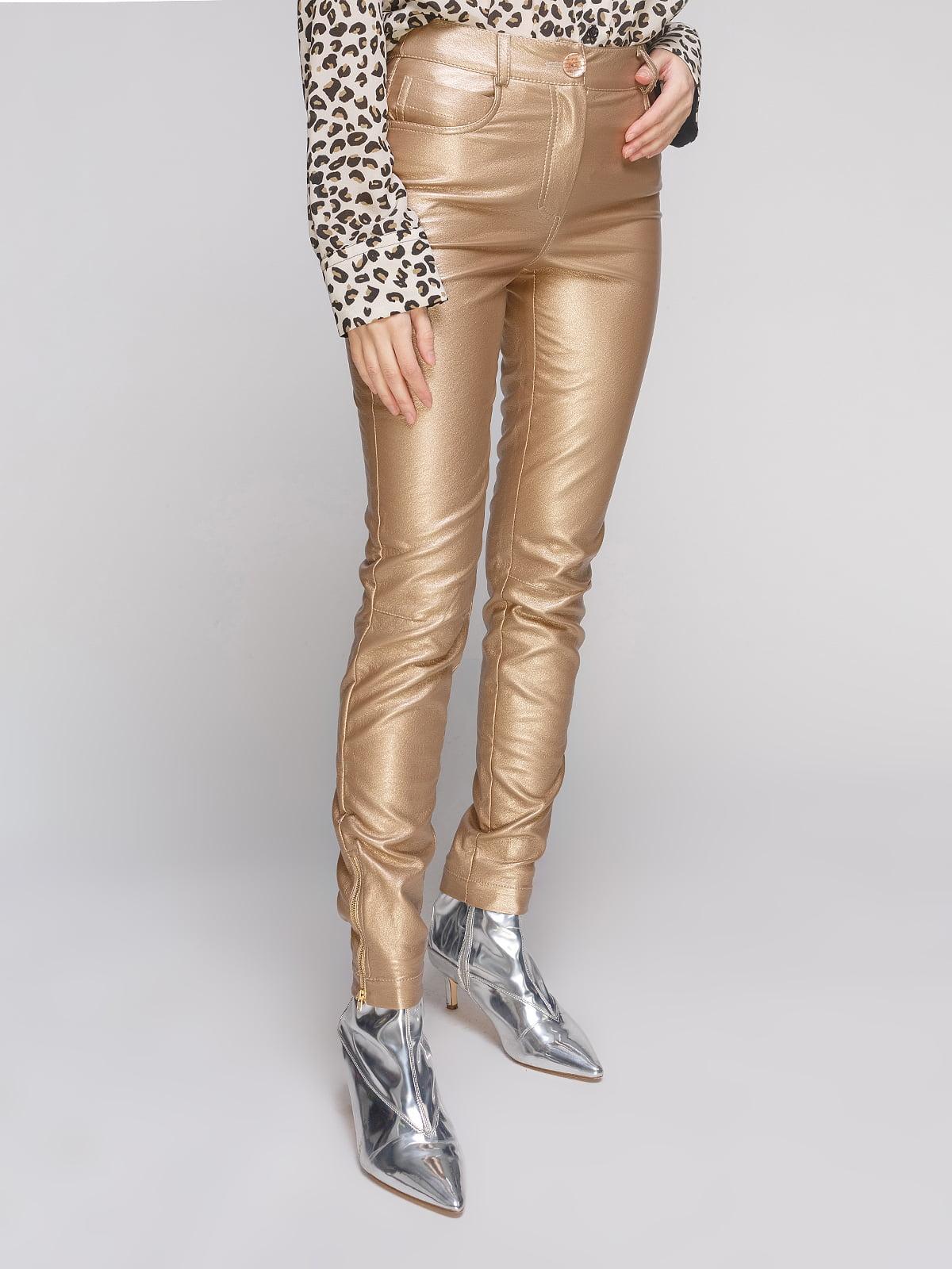 Штани золотистого кольору  | 5261398