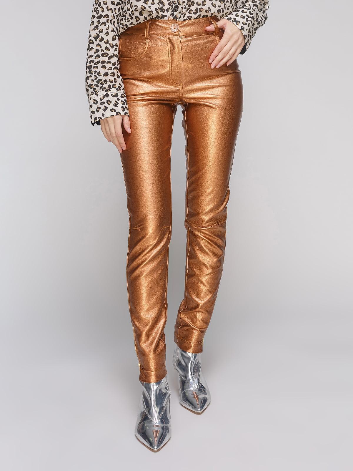 Штани бронзового кольору  | 5261397