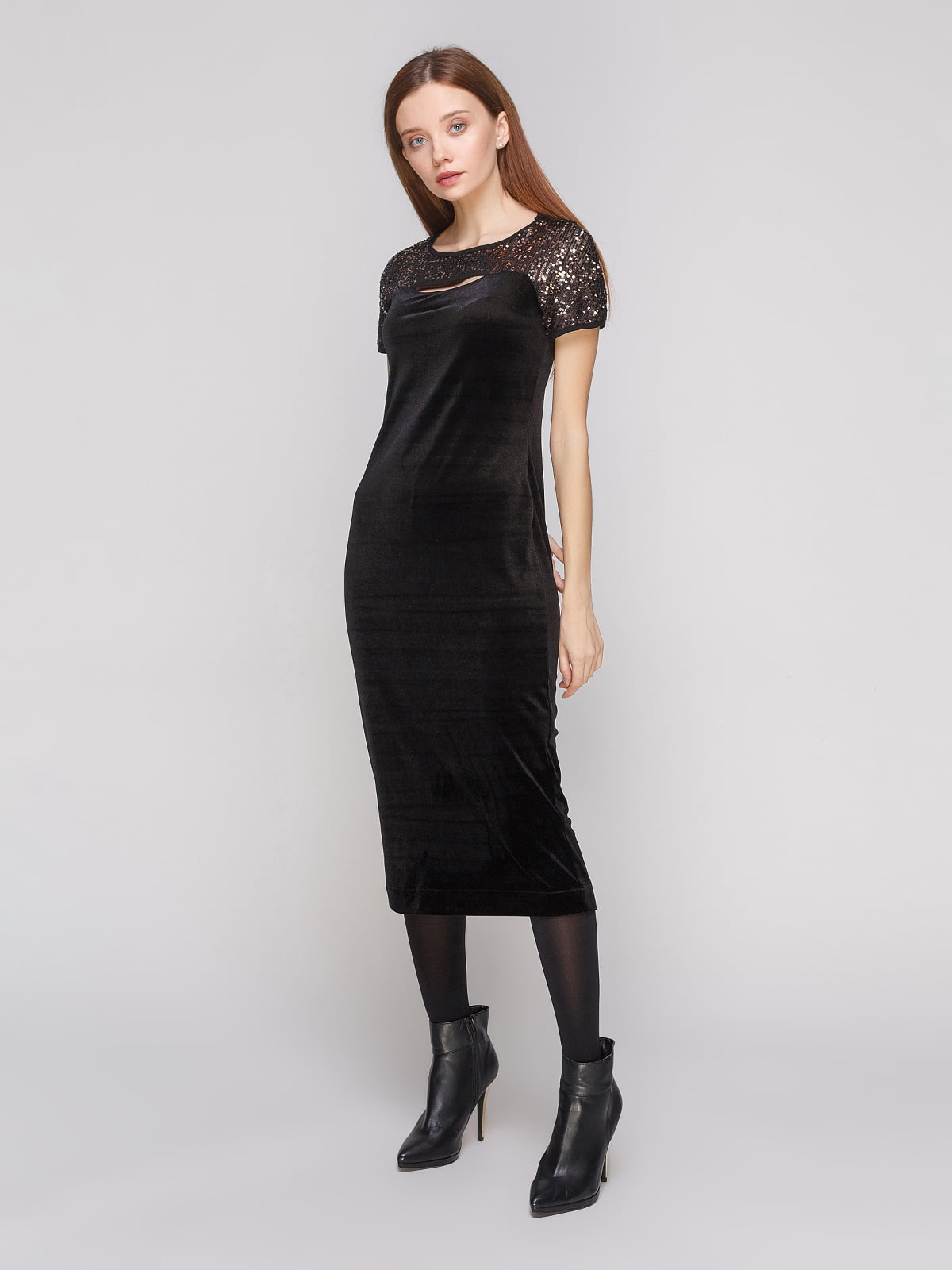 Сукня чорна  | 5282788