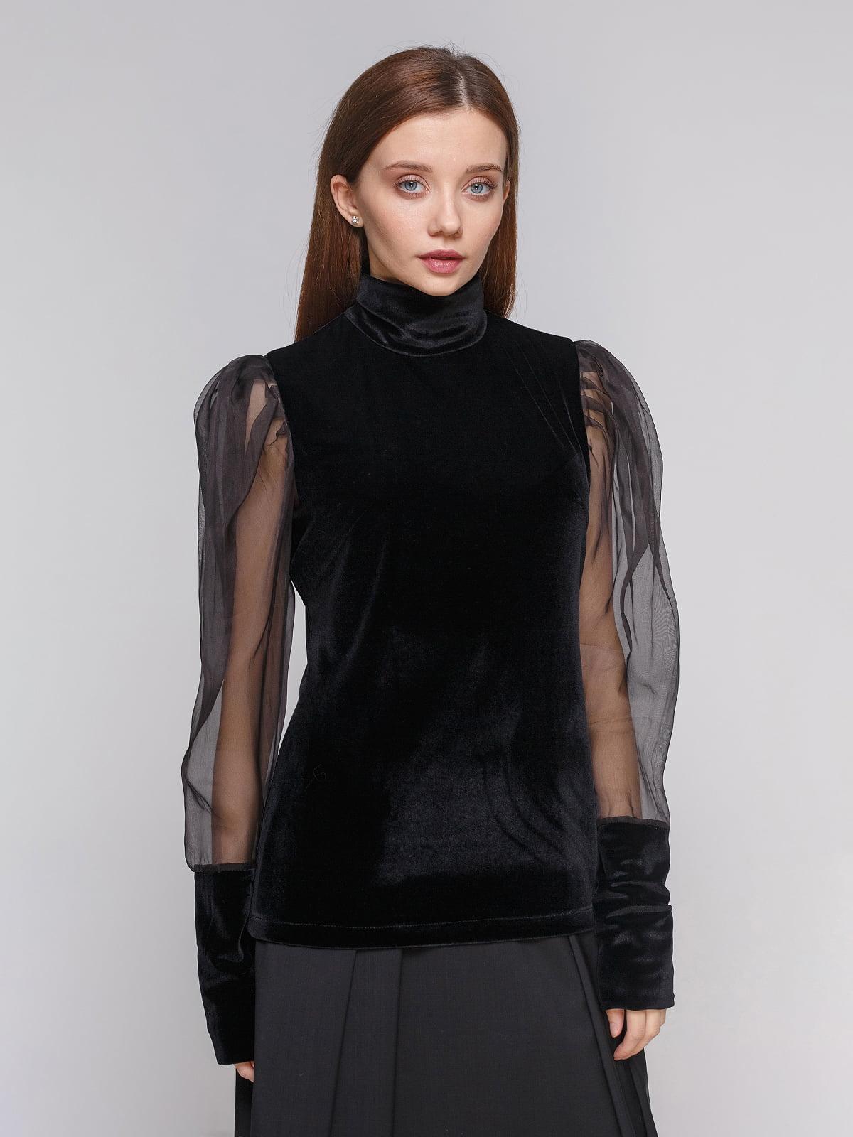 Блуза чорна | 5279598