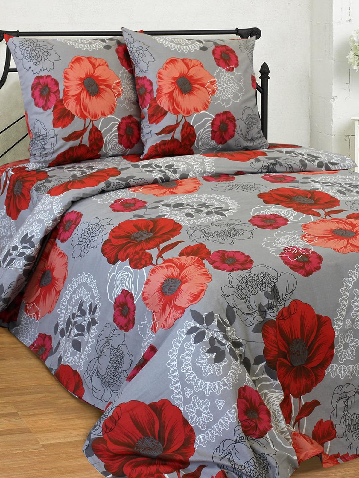 Комплект постельного белья (двуспальный евро) | 5281480