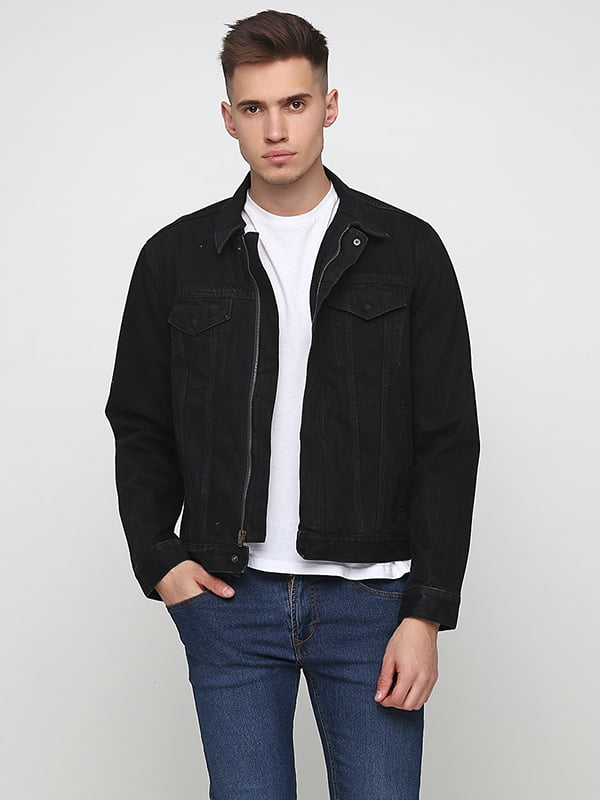 Куртка чорна   5284910