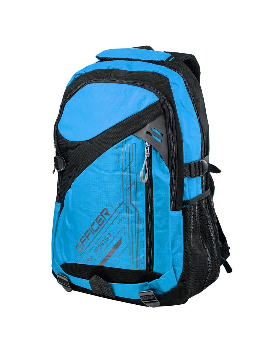 Рюкзак чорно-синій | 5285346