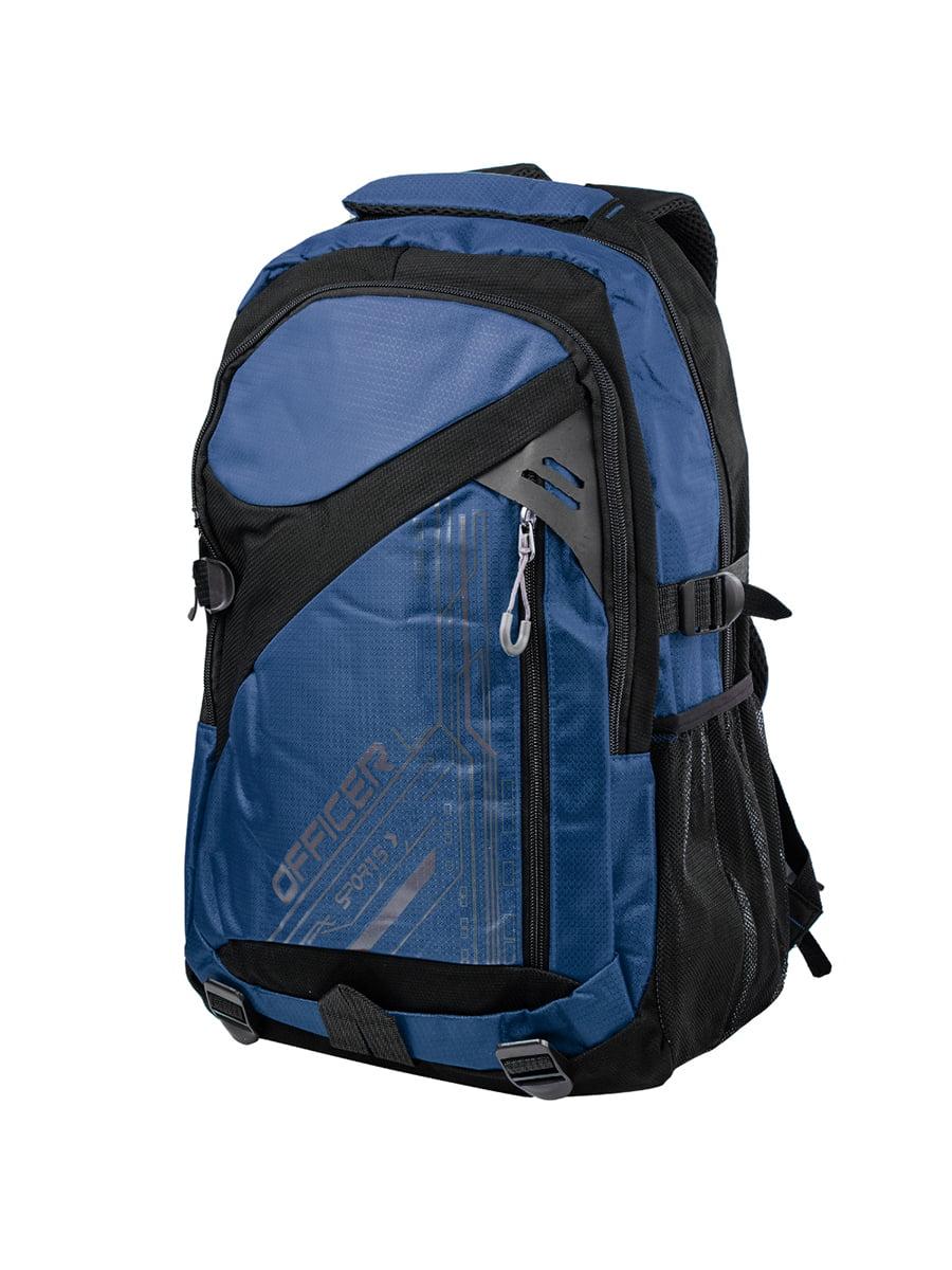 Рюкзак чорно-синій | 5285347