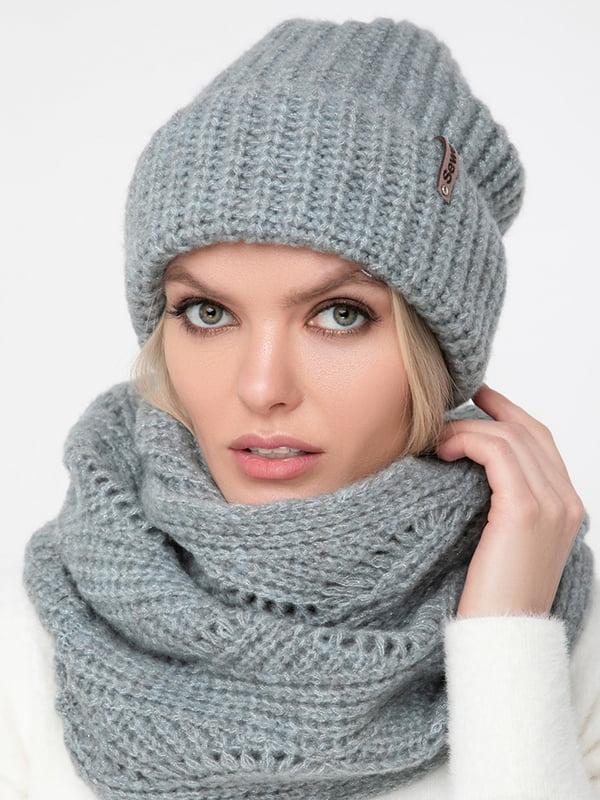 Комплект: шапка та шарф | 5287004