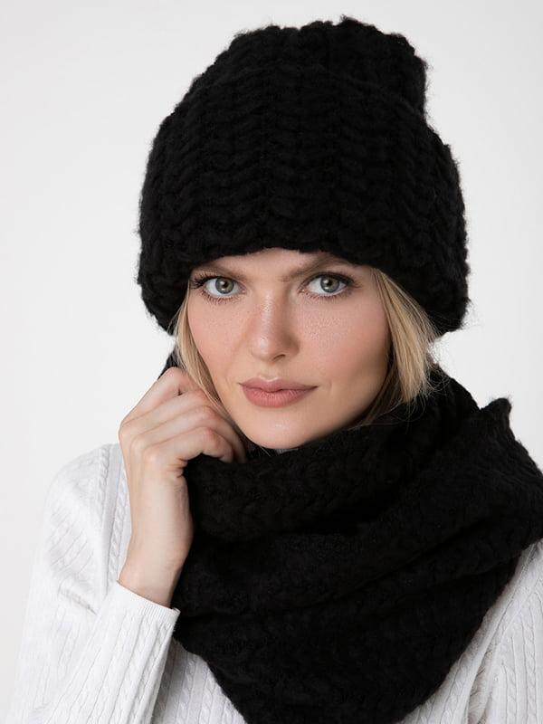 Комплект: шапка та шарф | 5287007