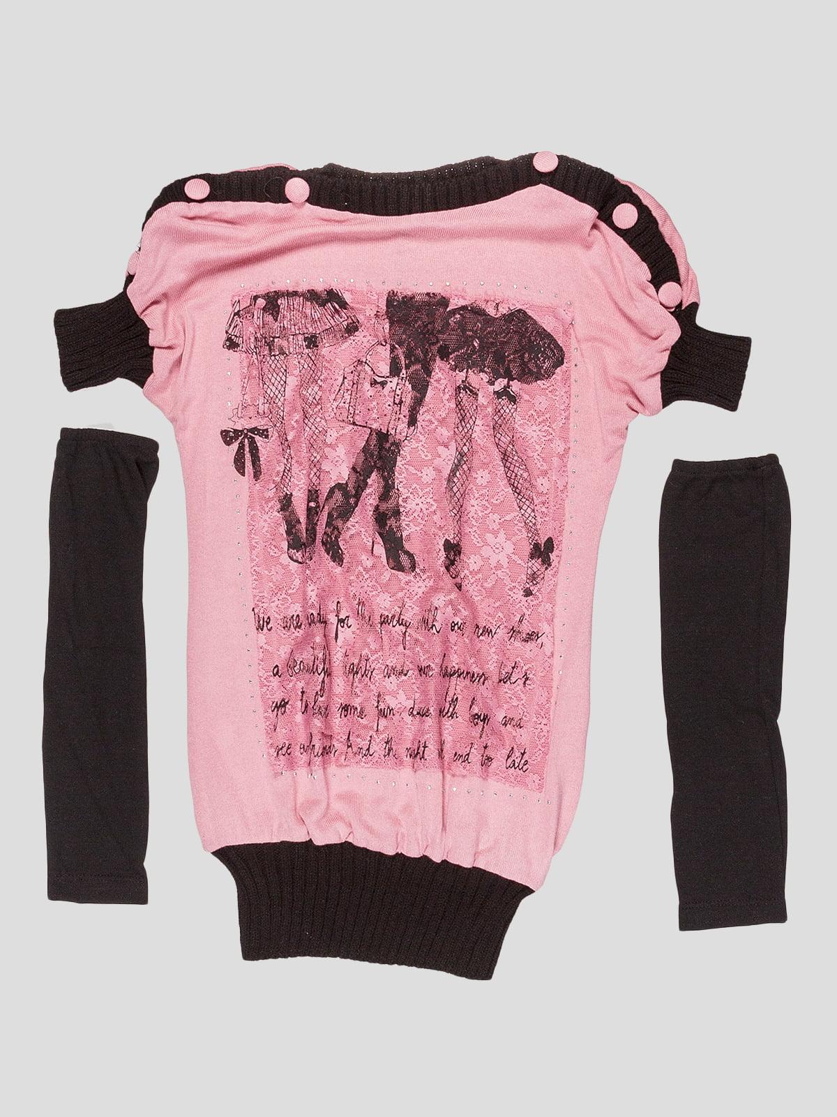 Туніка рожева | 5285879