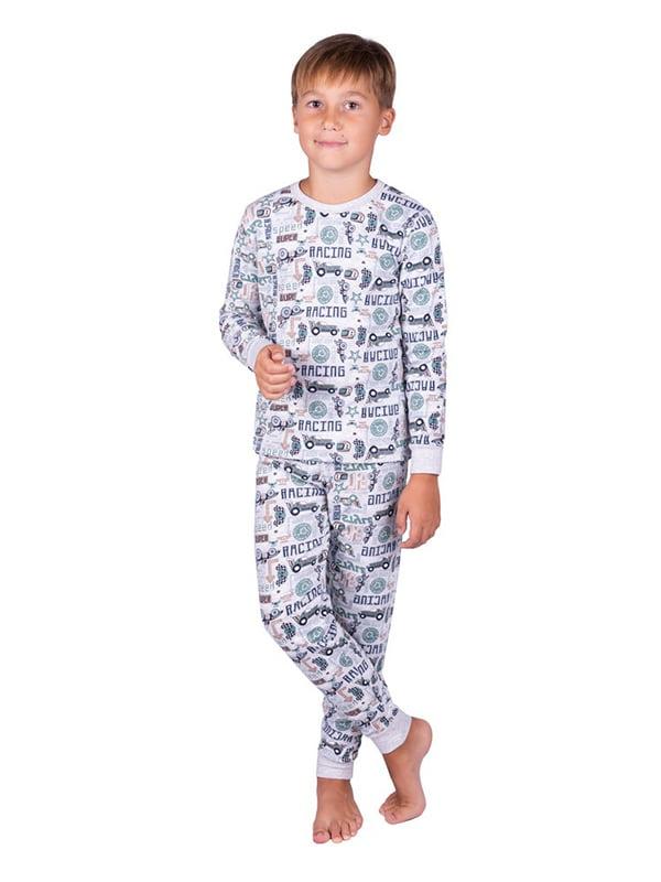 Піжама: джемпер і штани | 5287489