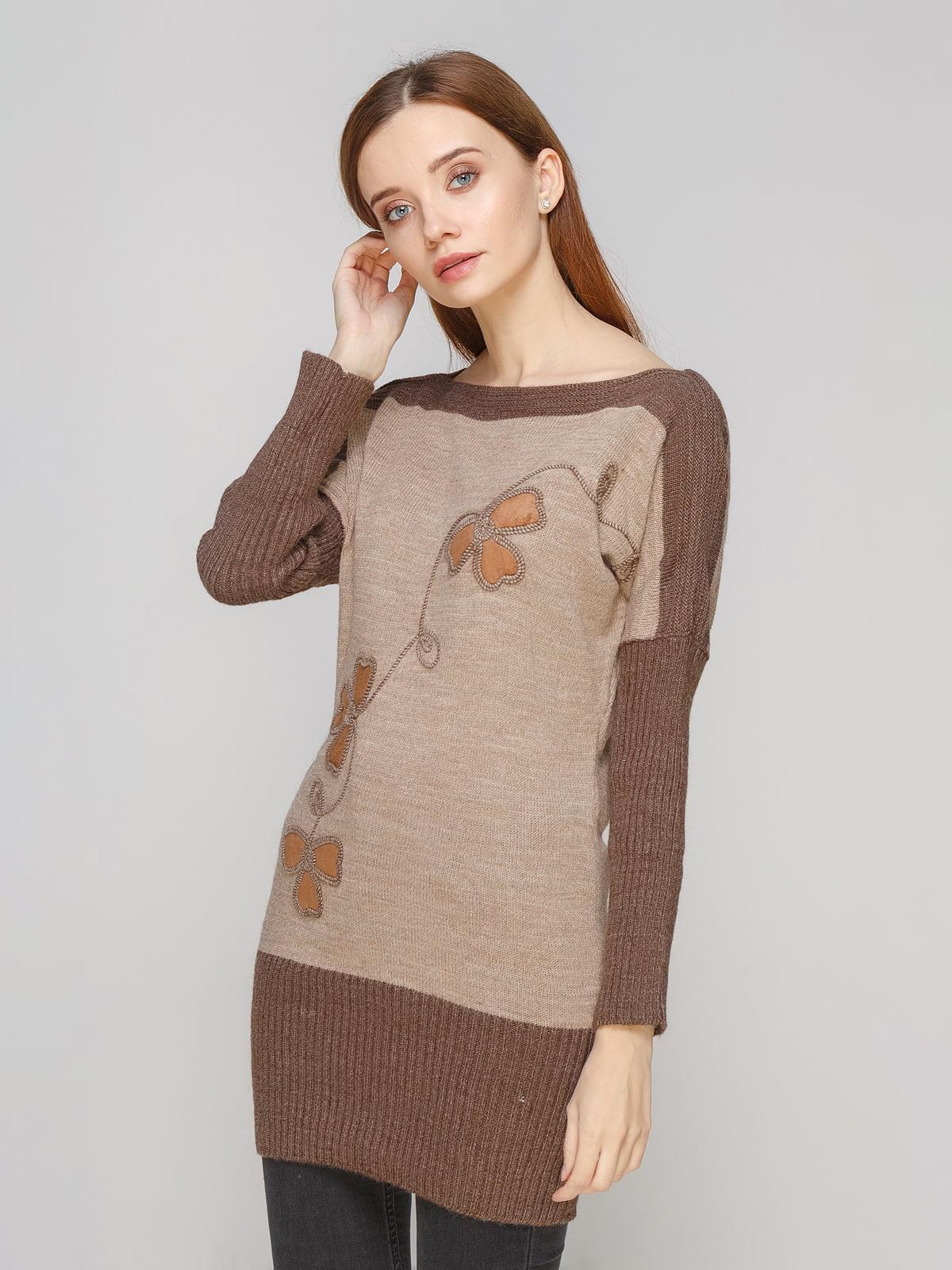 Туніка коричнева   5285704