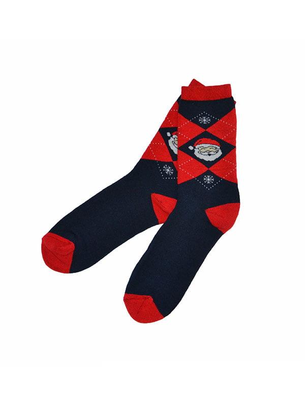 Шкарпетки комбінованого забарвлення   5288334