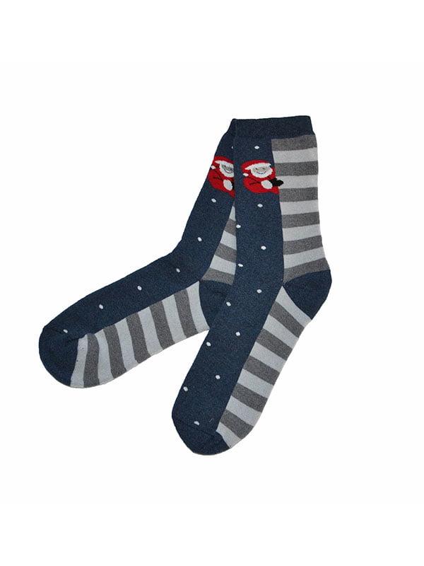 Шкарпетки сині | 5288337
