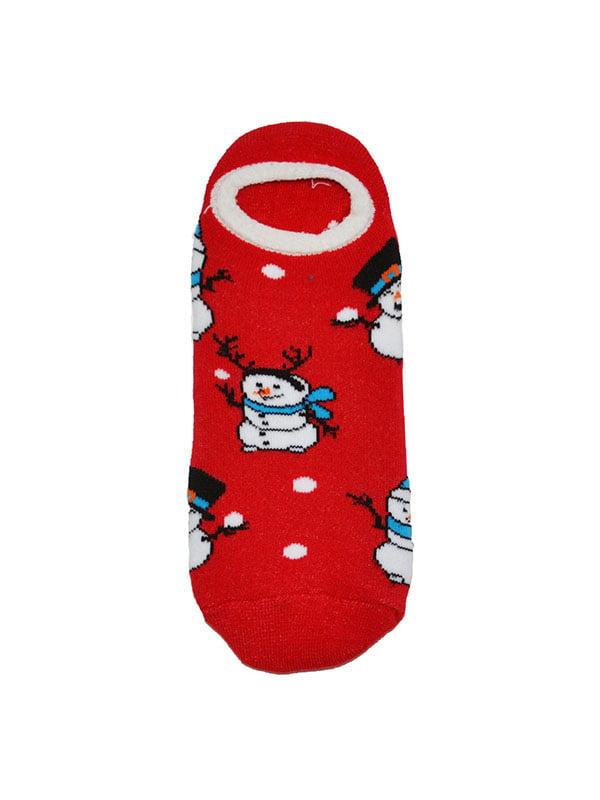 Шкарпетки червоні   5288346