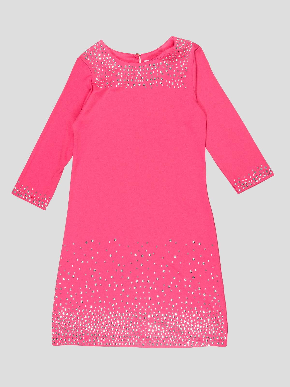 Сукня рожева | 5287162