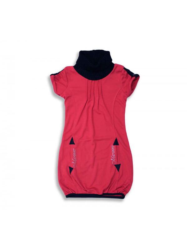 Туніка червоно-чорна   5289633