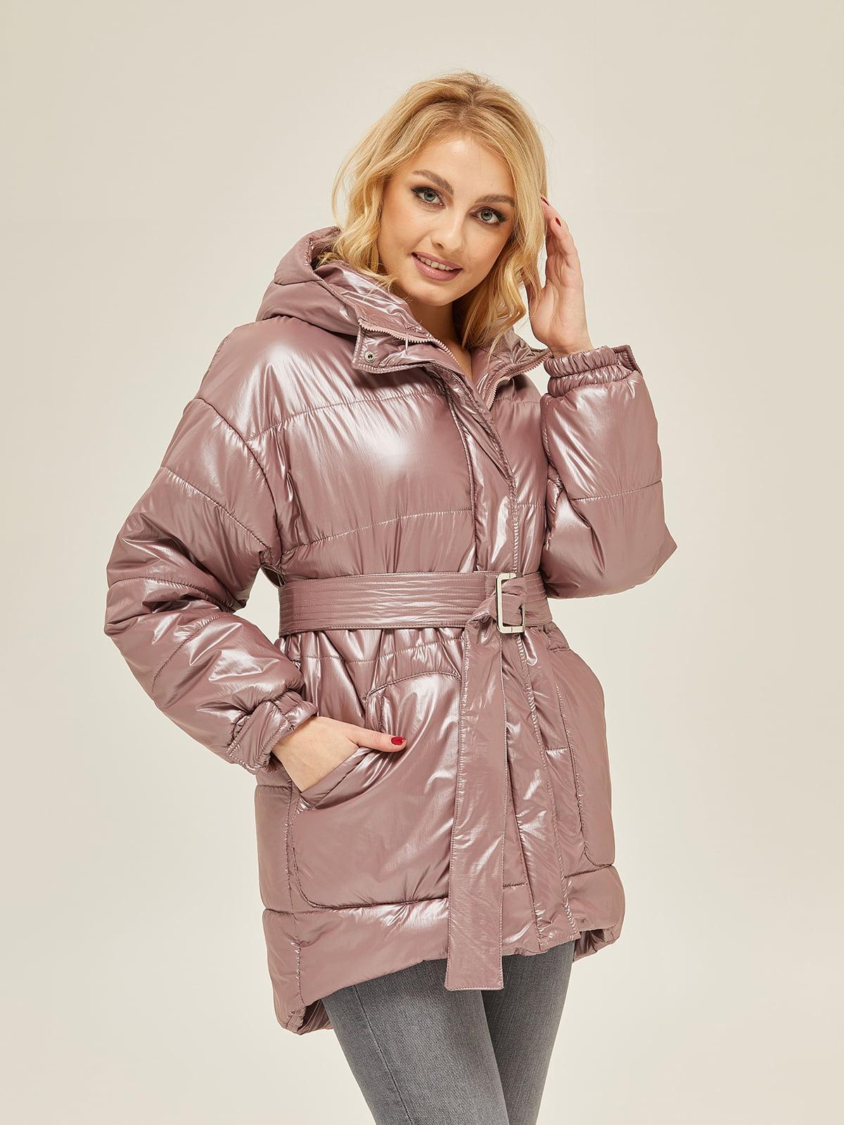 Куртка рожева | 5289715