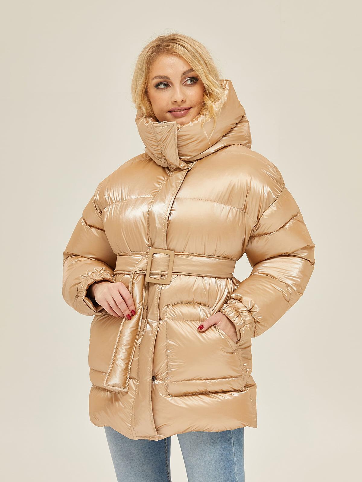 Куртка бежева | 5289724