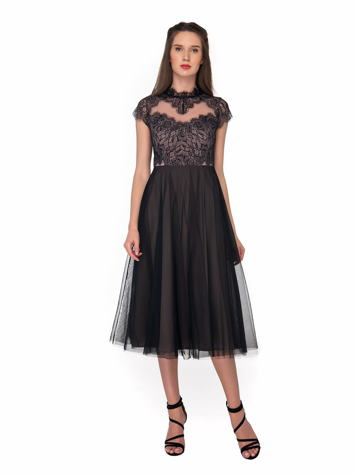 Платье черное   5291311