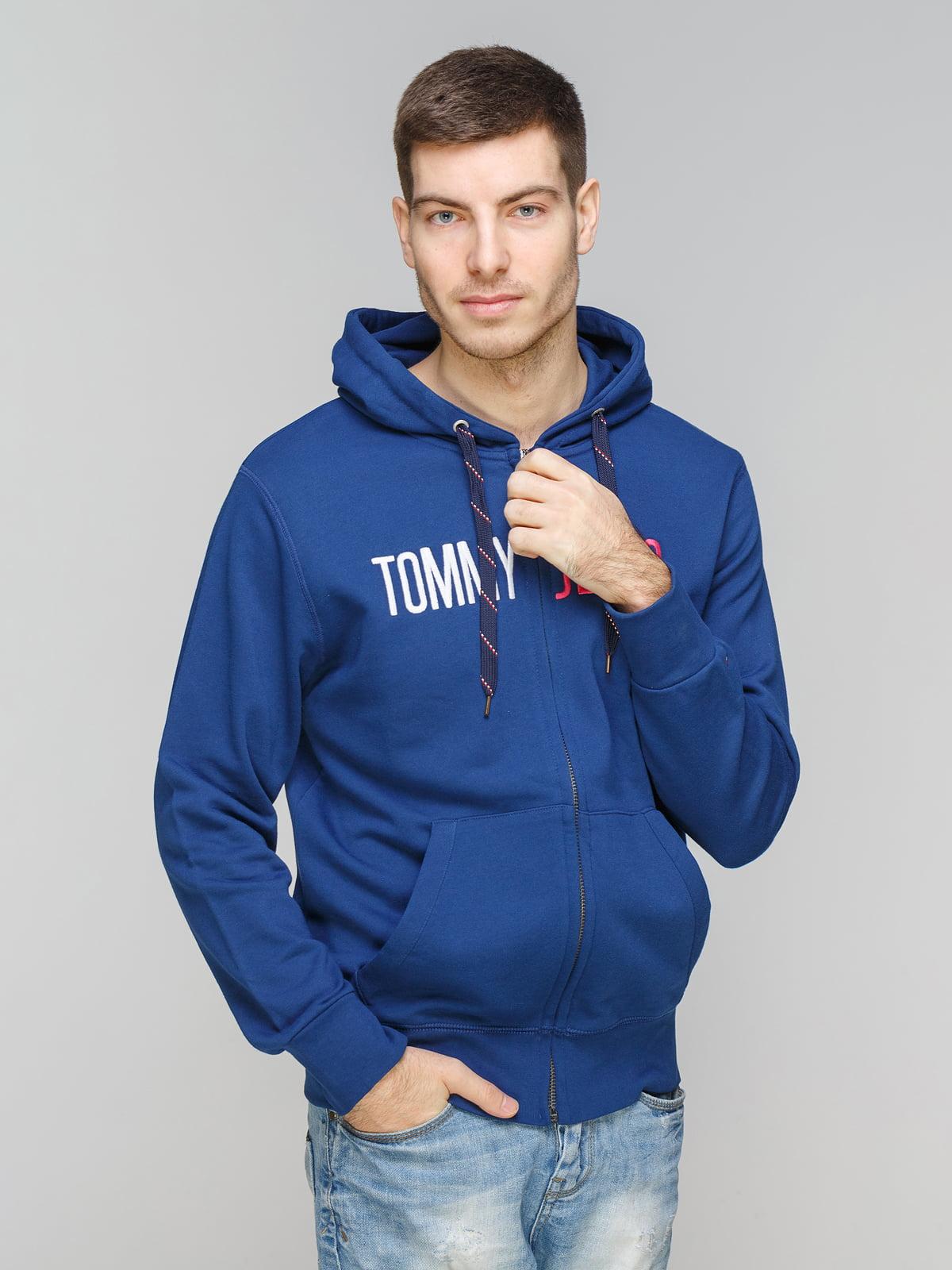 Толстовка синя   5288034