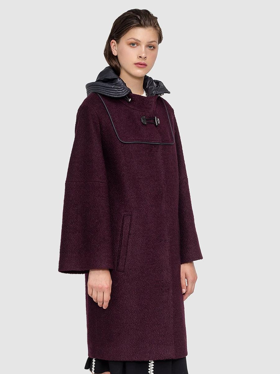 Пальто темно-сіре   4467599